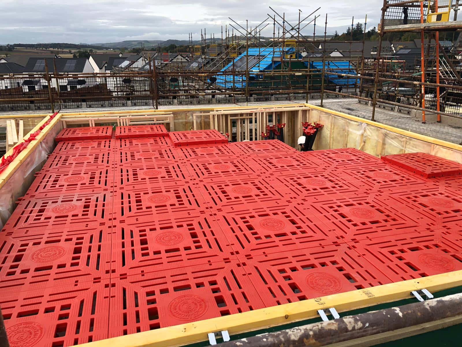 macdeck safety decking working platform