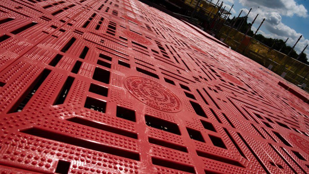 safety deck by Hi-deck ltd Leeds